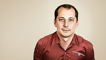 [Translate to Englisch:] Reinhard Berlach Factory Engineering Manager